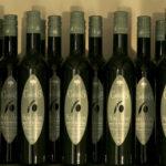 Bouteilles d'huile d'olive  Moulin Castelas
